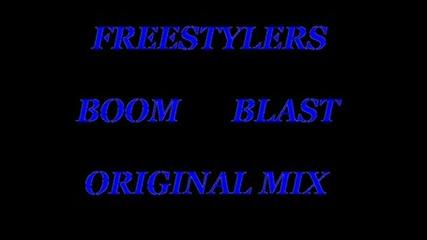 Freestylers - Boom Blast