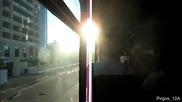 Мерцедес 0405г: Пътуване с А 1502 Вм по линията Несебър - Бургас
