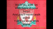 Liverpool - You Will Never Walk Alone