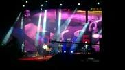 Любэ - А, заря, заря (юбилеен концерт в София 09.11.2009)