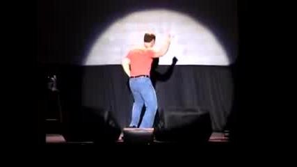 Еволюция На Танците - ГЛЕДАЙТЕ!!!