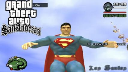 Gta San Andreas - Superman Mod