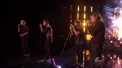 One Direction - Perfect - American Music Awards 2015