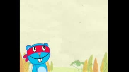 Happy Tree Friends - Superman