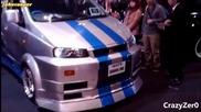 Nissan Skyline R34 Gtr Van Edition