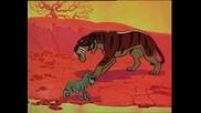 Руска анимация. Маугли. Ф.5 Возвращение к людям