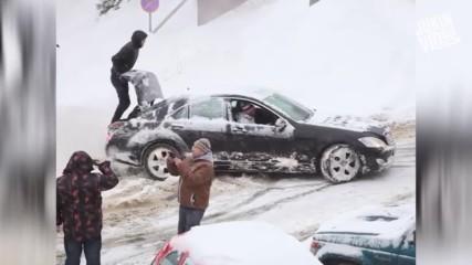 Зимни провали 2016 || Jukin video