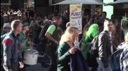 Australia: Tens of thousands join People's Climate March in Melbourne