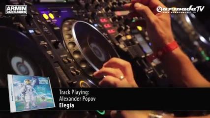 Armin van Buuren - Universal Religion Chapter 5 Alexander Popov - Elegia
