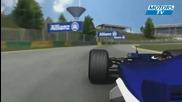 F1 Tour circuit Interlagos - Gp du Bresil 2010
