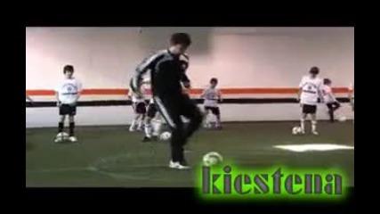 Total Soccer - Как да се упражняваме - Упражнения за деца