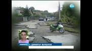 Жена загина, мъж се изгуби след наводнението в Габровско 29.07.2014