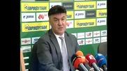 Боби Михайлов коментира драмата в ЦСКА и Локо Сф, и формат на А група