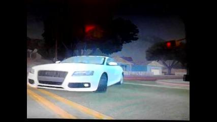 Audi S5 xorizontalno parkirvane