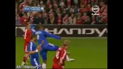 1/2 Ucl Liverpool 1 - 0 Chelsea - Dirk Kuyt