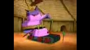 Courage the Cowardly Dog - Courage Vs Mecha Courage