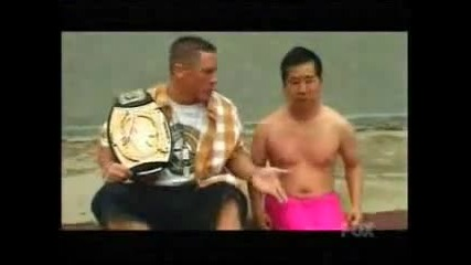 Bobby Lee John Cena - Madtv