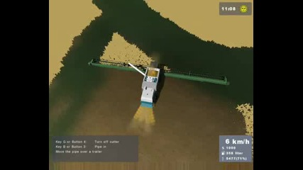 Farmer Simulator 22 Metra Heder
