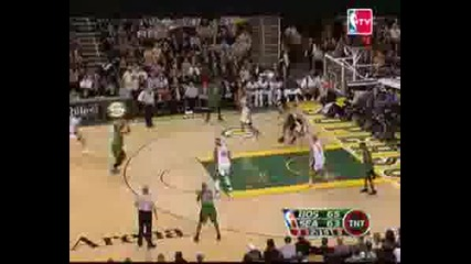 Boston Celtics 2008 NBA Champion Mix