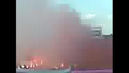 Sinqta agitka na Macha s cska 09.05.09