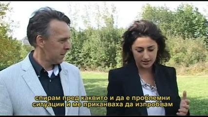 Среща с Любомила Йорданова