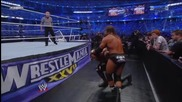 Wwe Wrestle Mania 27 The Undertaker vs Triple h Part 2