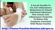 Pain In Heel Of Foot, Pain Under Foot, Foot And Ankle Pain, Treatment Of Plantar Fasciitis