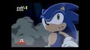 Sonic Mortal Kombat