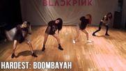 Easiest Vs Hardest Kpop Random Dances Bts Exo Blackpink Twice Nct127 And More...