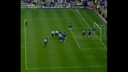 Newcastle Bramble vs. Chelsea - 7may 2006 Ft 1 - 0