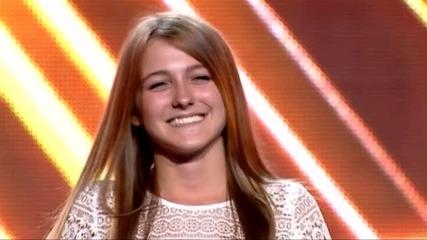 Анджела Киркова - X Factor кастинг (15.09.2015)