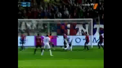 Осасуна - Реал М 1:2 (04.05.08)