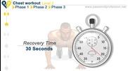 Tренировка за Гърди - Ниво 1+2+3 - В домашни условия - Високо качество