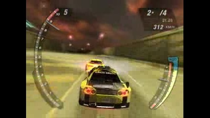 Nissan Skyline Drag