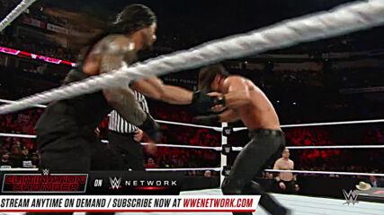 Roman Reigns & Daniel Bryan vs. Randy Orton & Seth Rollins: Raw, Feb. 23, 2015 (Full Match)