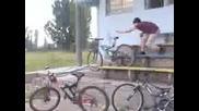 Казичанци С Велосипеди