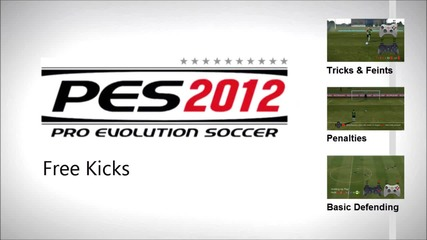 Pes 2012 Free Kick Tutorial