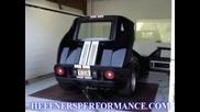 Ford Gt Dyno Test 801ks