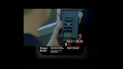 Prison Break - Season 4 Episode 14 Promo 1