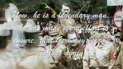 Спасителя на Германия_-_ Adolf Hitler _-_ Saviour of Germany