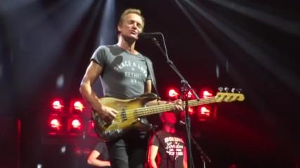 Sting - Shape Of My Heart ( Live 16.09.2017 Sofia)
