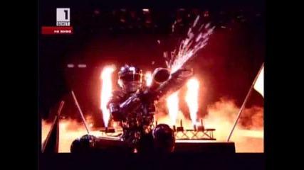 Eurovision 2010 Final * manga (турция) - We Could Be The Same