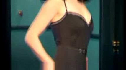 Natalia Oreiro - Backstage - Catalogue of Las Oreiro - autumn - winter 2008