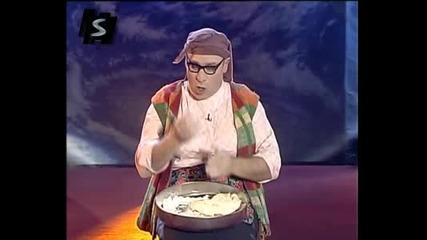 Комиците - Баба Ъпсурдана 25.01.2008