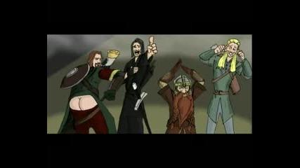 Как Lord of The Rings трябва да свърши