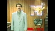 MTV  и Борат