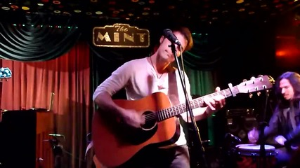 Kris Allen - Monster (live at The Mint)