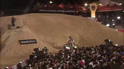 Dubai Fmx highlights - Red Bull X-fighters 2011
