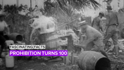 100 years after Prohibition: Fun facts you may not know