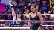 Natalya & Tamina vs. Rhea Ripley & Nikki A.S.H. – WWE Women's Tag Team Championship Match: Raw, Sept. 20, 2021